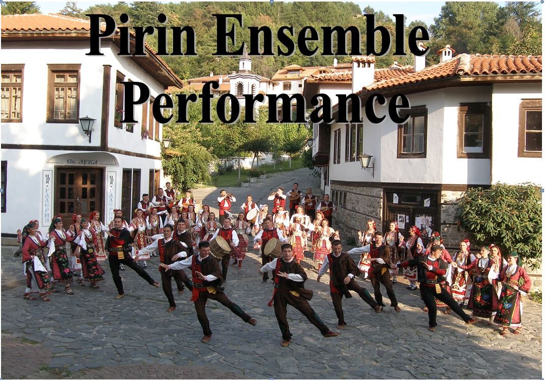 Commencement Weekend: Pirin Folklore Ensemble Performance