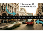 Master Class: Innovation and Design