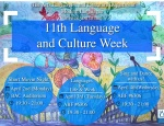 11th Language and Culture Week: Languages and Cultures through Short Movies