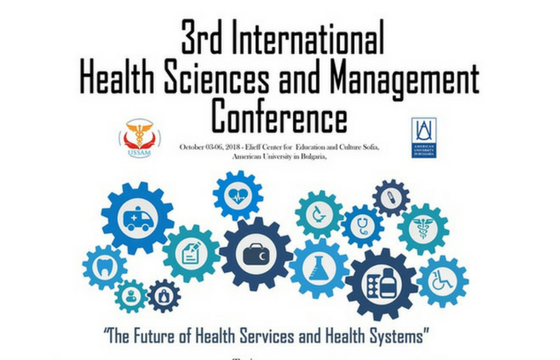 3rd International Health Sciences and Management Conference
