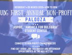 Nonprofit-Palooza Pitch n' Dine | AUBG meets ChangeMakers