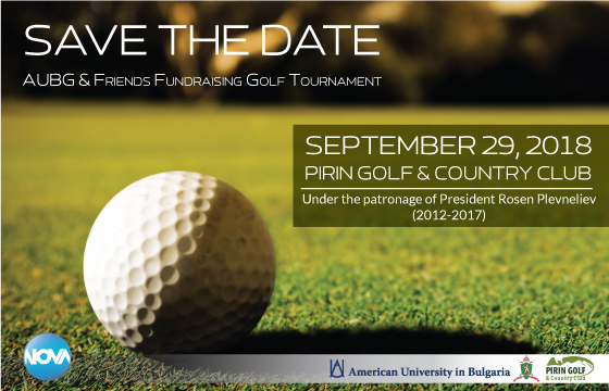 AUBG & Friends Fundraising Golf Tournament