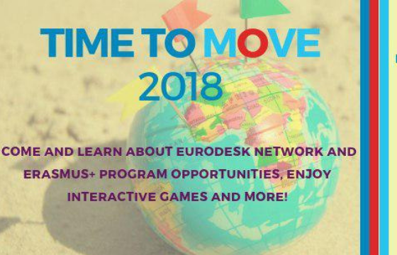 Time to Move. Discover Ways to Experience Europe