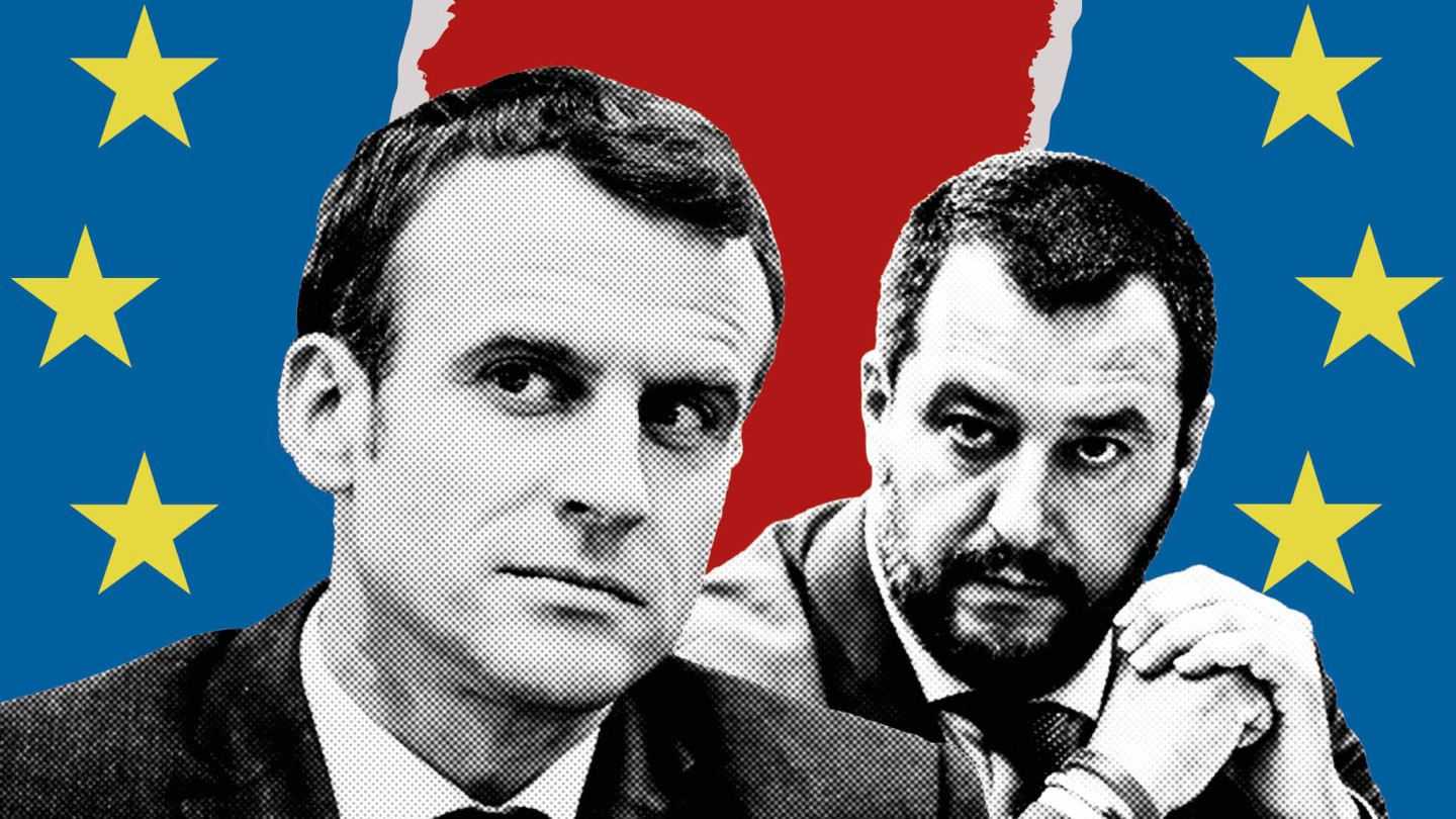 Lecture: What is left of Emmanuel Macron's Leadership in Europe?