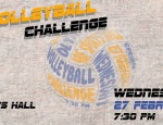 Challenging Wednesdays: Volleyball 2k19