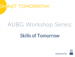 Workshop: Skills of Tomorrow