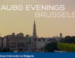 AUBG Evening in Brussels