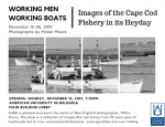 Milton Moore's 'Working Men, Working Boats' Photography Exhibit