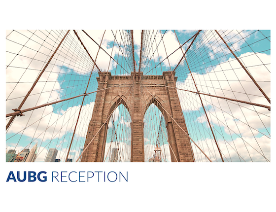 AUBG Reception in New York
