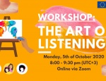 Workshop: The Art of Listening