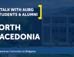 A Talk with AUBG Students & Alumni from North Macedonia