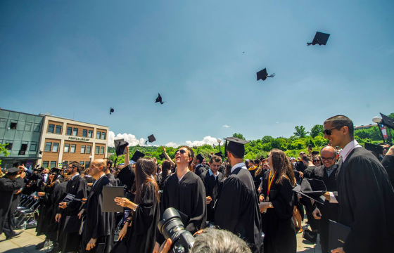 AUBG's Twenty-seventh Commencement Ceremony