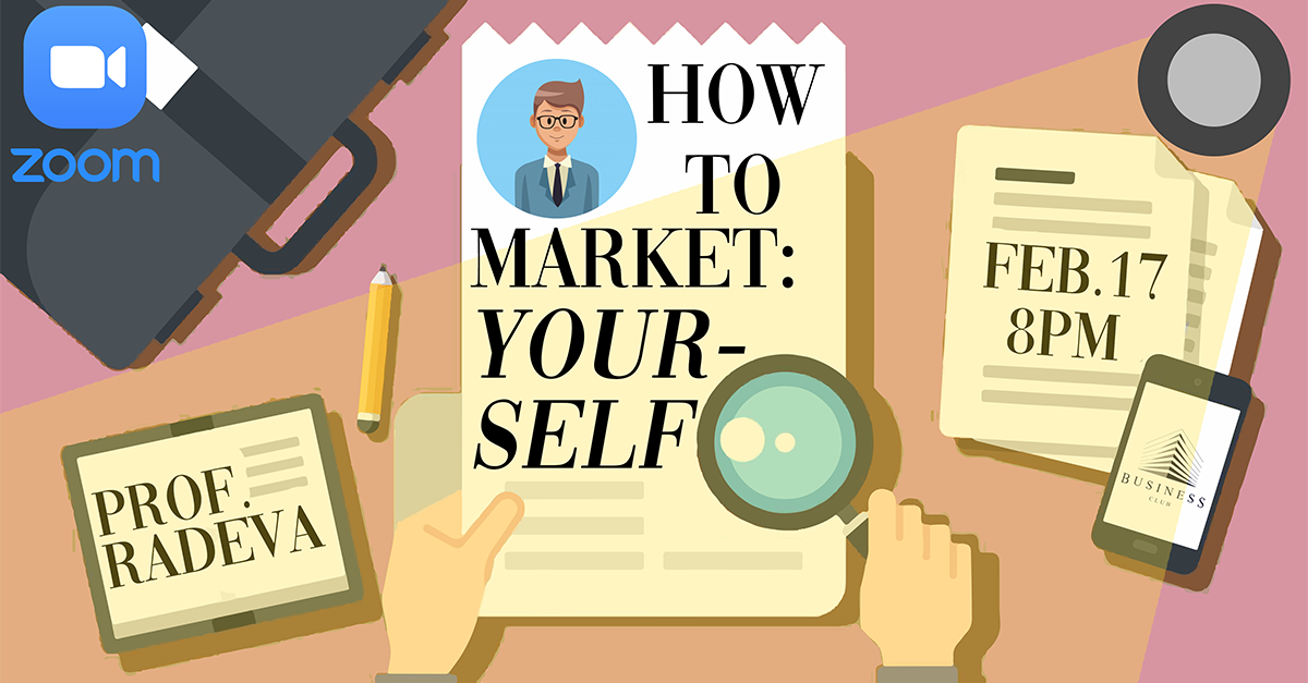 Webinar: How to Market Yourself