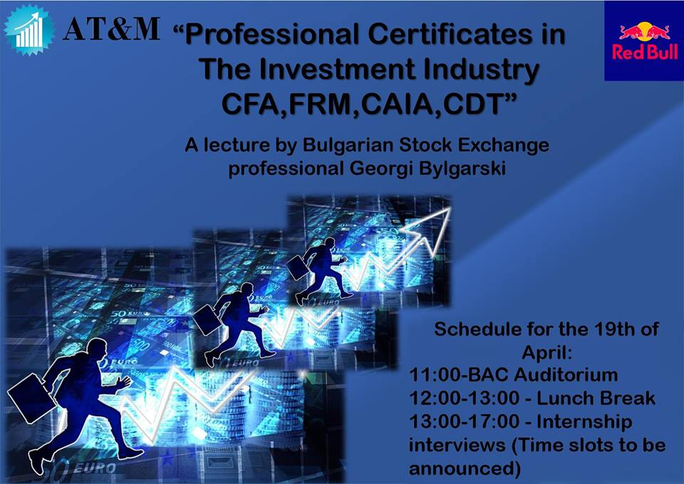 Professional Certification Lecture By Georgi Bylgar Aubg