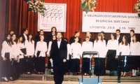 1993 January 27: AUBG finds its voice: first choir established.