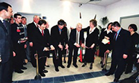 2003 March 19: Elieff Center for Education and Culture in Sofia officially opens.