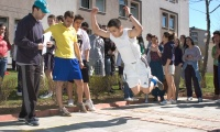 2006 April 1: First student-organized AUBG Olympics bring together more than 500 community members.
