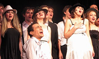 2008 April 10: First musical production by the Broadway Performance Club, Chicago, premieres.