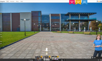 2014 April: AUBG launches a virtual tour to bring the beauty and spirit of its campus to everyone.