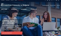 "2014 November 6: AUBG's website named ""Institutional Website of the Year"" in the 15th annual competition BG Website 2014."