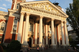 "National Theater ""Ivan Vazov,"" Sofia"