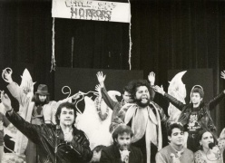 Little Shop of Horrors - first musical staged at AUBG