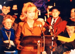 1999 Honors Convocatio