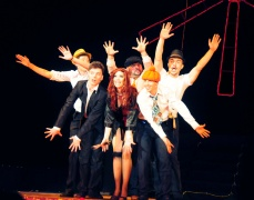 AUBG musical Moulin Rouge