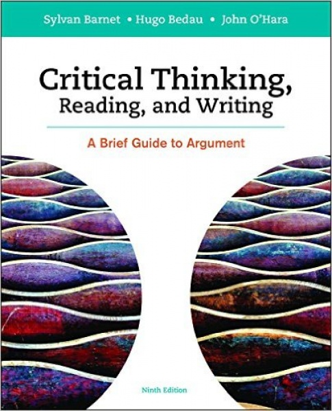 Brief Guide to Writing Academic Arguments, A