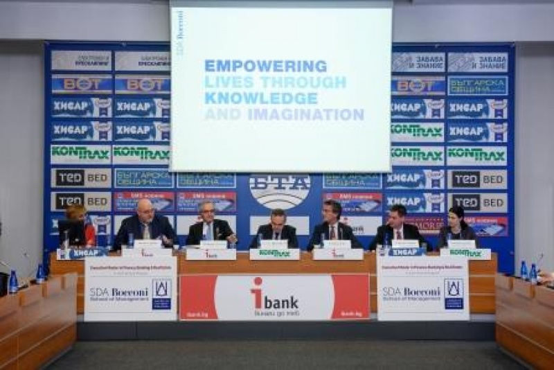 AUBG and SDA Bocconi Present Joint Executive Master's
