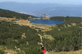 Bezbog Lake in Pirin Mountain