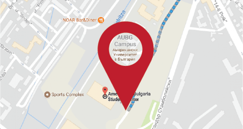 Amc Campus Map.Visit Us Open House Aubg