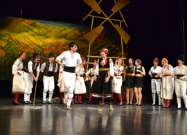 Bulgarian Folklore Takes the AUBG Stage