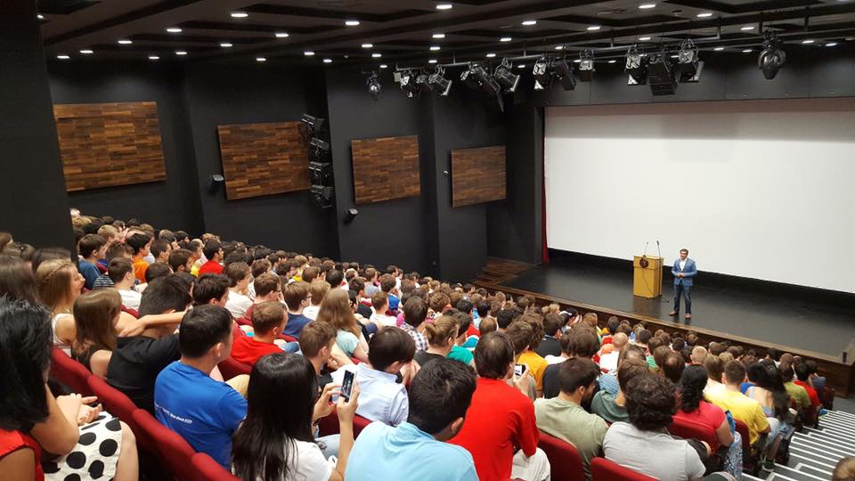 380 Mathematicians from 48 Countries Compete at AUBG