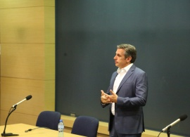 August Town Hall Meeting Highlights: Innovation Hub, Strategic Research, Academics