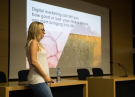 Paulina Tsolova ('10) on the Essential Skills and Tools for the Modern Marketer