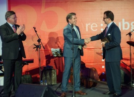 AUBG Celebrates Its 25th Anniversary at a Fundraising Gala Evening