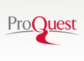 ProQuest Dissertations & Theses and SciTech Premium Collection Trials