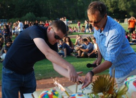 AUBG Hosts a Picnic to Celebrate New Academic Year