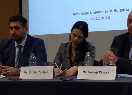 Technology, Job Markets and Education Addressed at Europe and I Conference