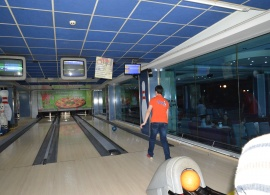 Bowling Offered as First Wednesday Challenge