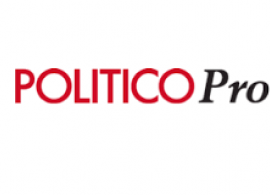 Free Trial access to POLITICOPro