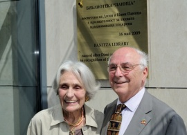 First Americans in Bulgaria Conference in Memoriam  Yvonne and Dimi Panitza, April 1, 2017
