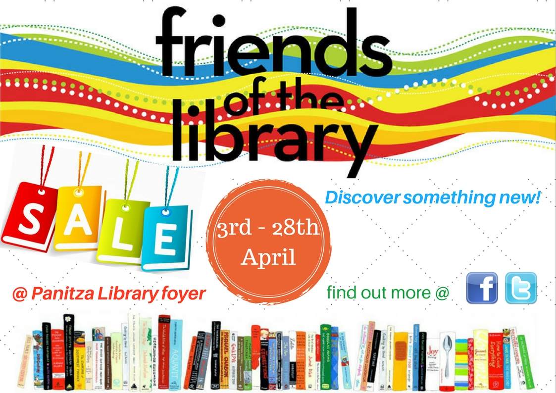 """""""Friends of the Library"""" Campaign"""