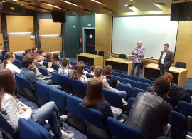 Tech Leader Transmetrics Advises AUBG Alumni on Career Success in the IT World