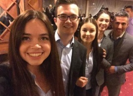 AUBG Team Wins Local CFA Institute Research Challenge, Prepares for Grand Finale in April