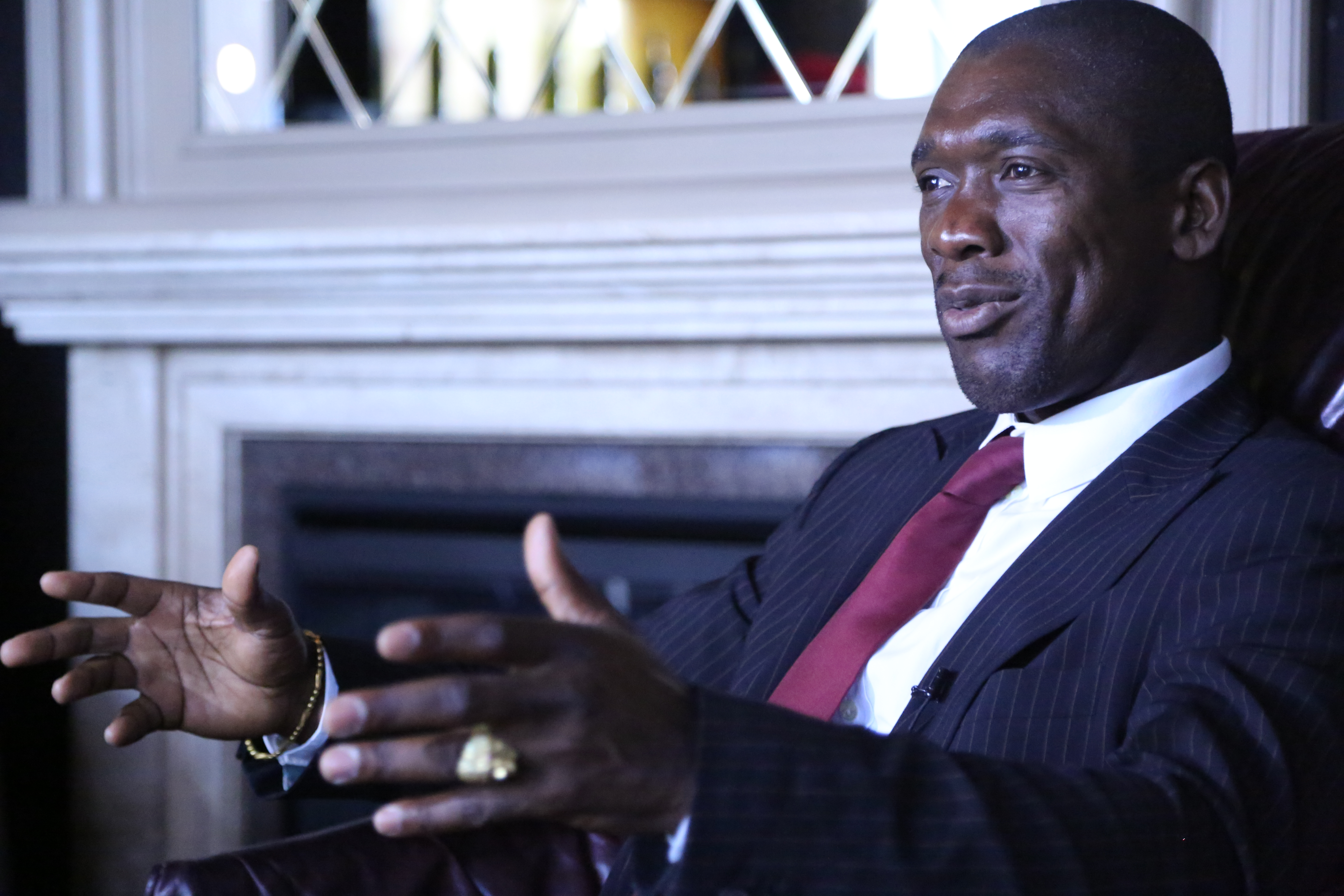 Clarence Seedorf in Sofia: The Joint Executive Master's Program of AUBG and SDA Bocconi Embodies Leading by Example