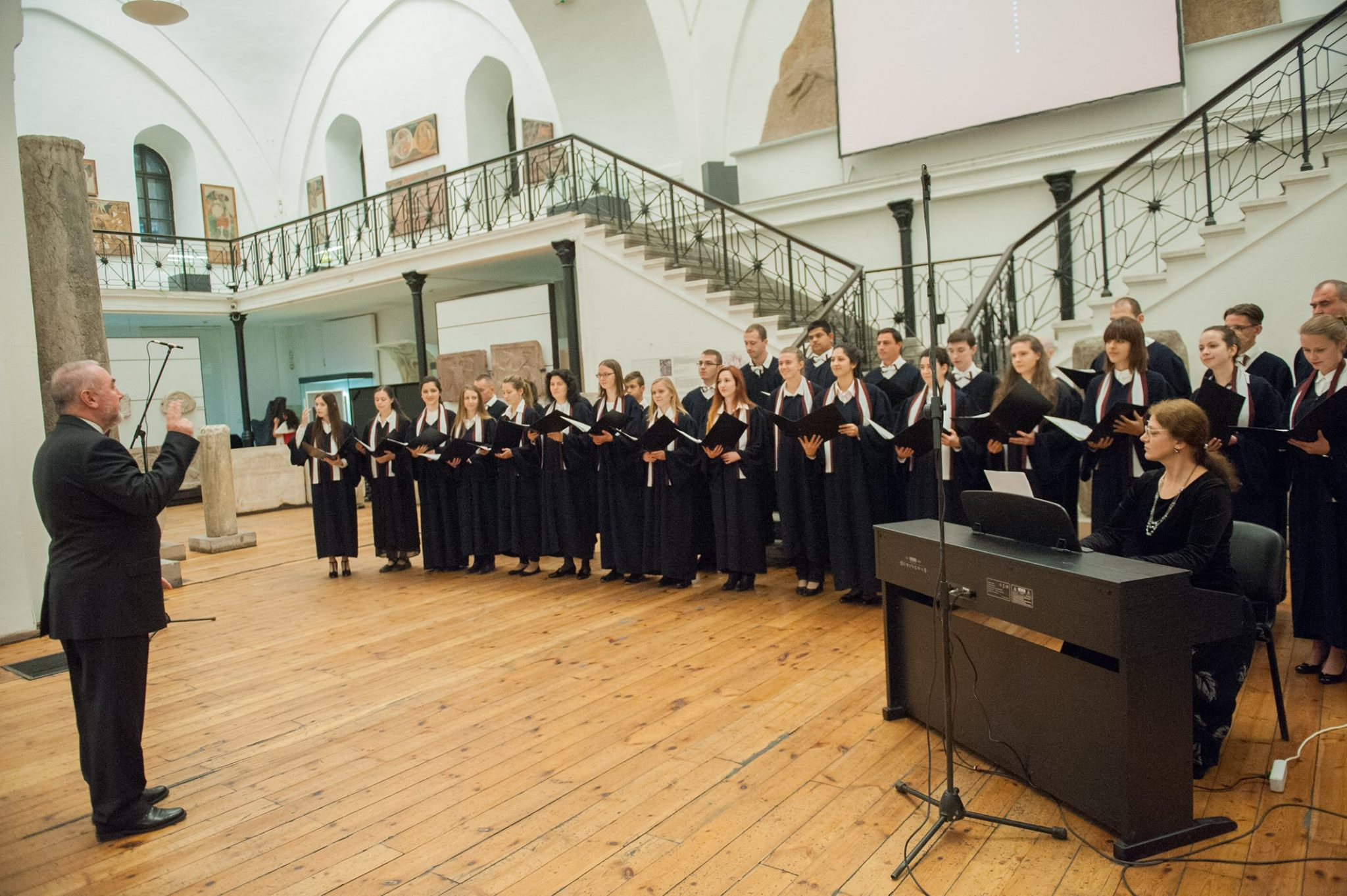 AUBG Choir Wins the International Internet Choral Competition in Moscow