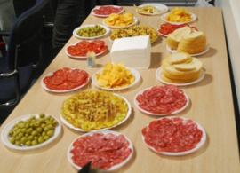 Students and Professors Celebrate Language and Culture Week