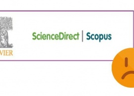 Access Interruption to Databases ScienceDirect and Scopus